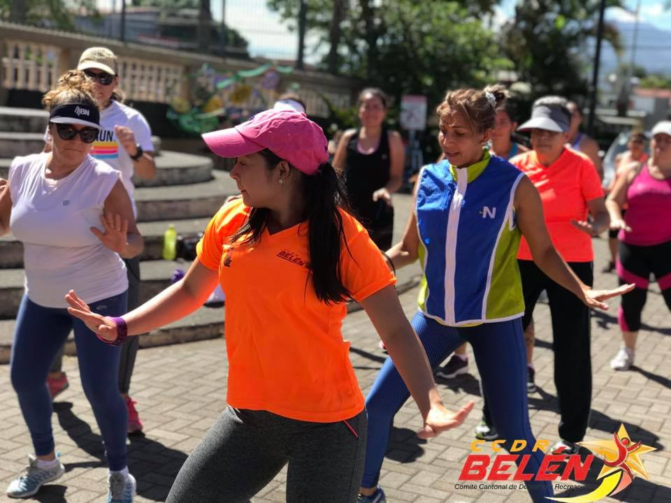 CCDR Belén participa de actividades  en beneficio de la comunidad