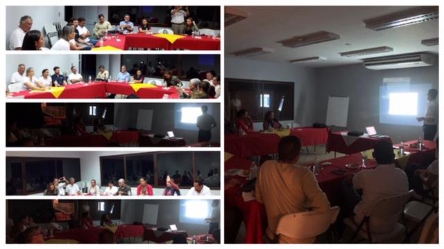 Nota administrativa  Concejo Municipal y CCDR Belén realizan sesión de trabajo